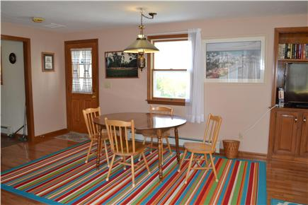 Dennis North Side Cape Cod vacation rental - Dining Area