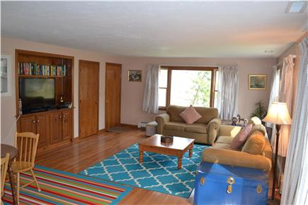 Dennis North Side Cape Cod vacation rental - Large Family Room