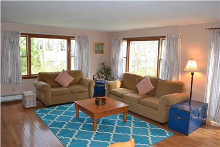 Dennis North Side Cape Cod vacation rental - Family Room