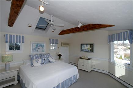 Chatham Cape Cod vacation rental - Master bedroom with private bath