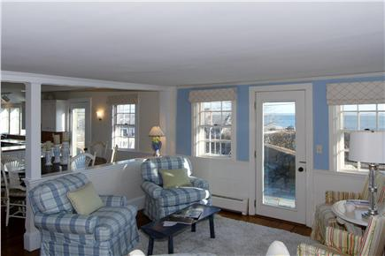 Chatham Cape Cod vacation rental - Alternate view of living space off dining area