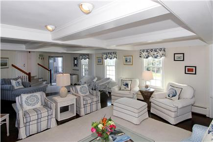 Chatham Cape Cod vacation rental - Additional living space with TV