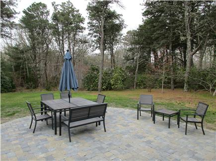 Chatham Cape Cod vacation rental - Nicely landscaped exterior to enjoy a book or bbq