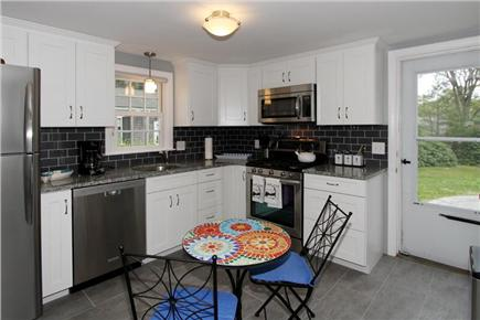 Chatham Cape Cod vacation rental - Fully stocked kitchen w/ granite and stainless appliances