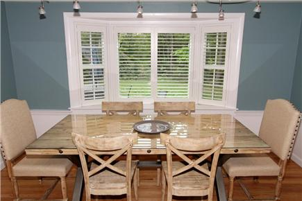 Chatham Cape Cod vacation rental - Fabulous seating for six guests