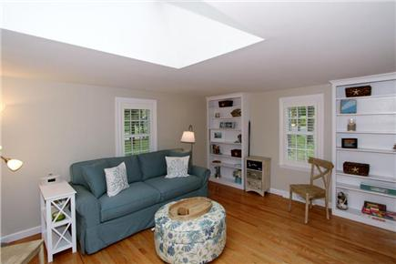 Chatham Cape Cod vacation rental - 1st floor den area with queen sofabed