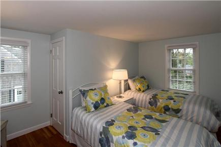 Chatham Cape Cod vacation rental - 2nd floor guest bedroom with two twins