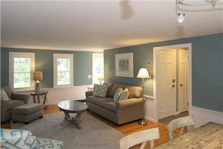Chatham Cape Cod vacation rental - Living area alternate view