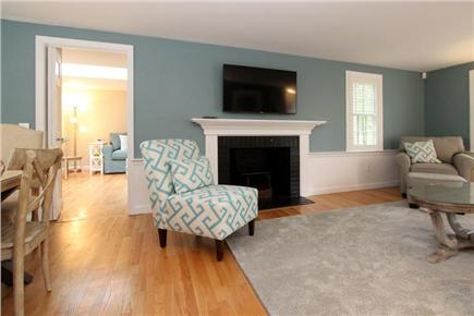 Chatham Cape Cod vacation rental - Living Area view coming from kitchen