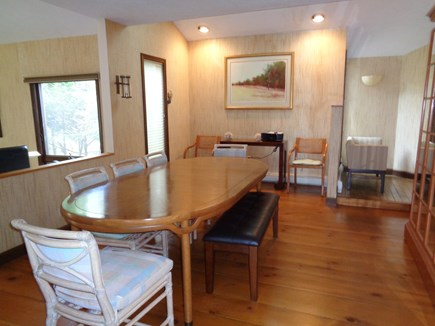 Wellfleet Cape Cod vacation rental - Enough Seating For Memorable Meals