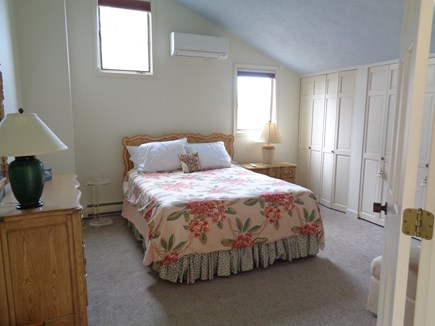 Wellfleet Cape Cod vacation rental - Top Level Queen With Split Level AC Unit