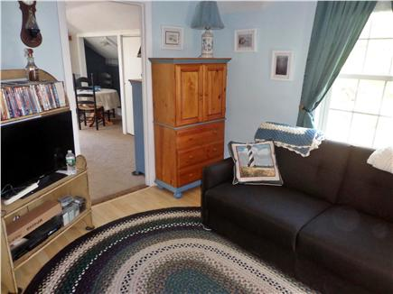 Orleans-.3 mile from Harbor Cape Cod vacation rental - Bed/Living room