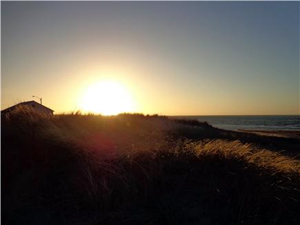 Orleans-.3 mile from Harbor Cape Cod vacation rental - Rock Harbor Beach sunset