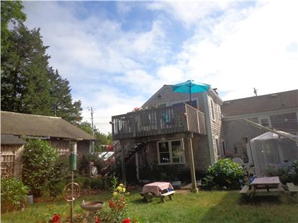 Orleans-.3 mile from Harbor Cape Cod vacation rental - Deck/private entry from property rear