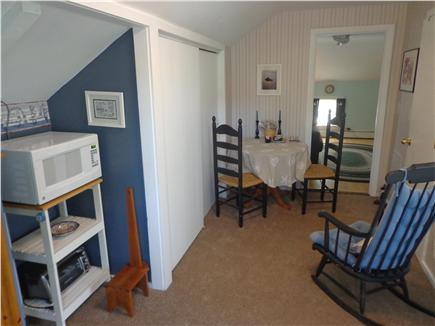 Orleans-.3 mile from Harbor Cape Cod vacation rental - Dining area portion of open L-shape kitchen