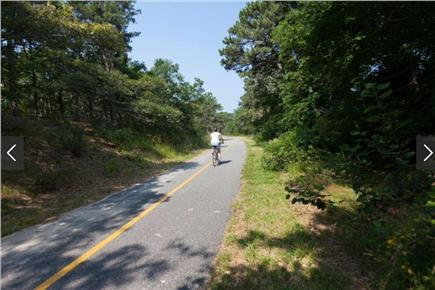 Chatham Cape Cod vacation rental - Bike path