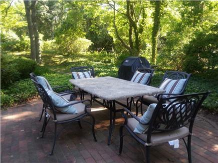 Chatham Cape Cod vacation rental - Patio