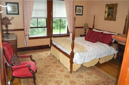 Barnstable Cape Cod vacation rental - Downstairs queen room.