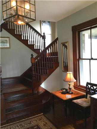 Barnstable Cape Cod vacation rental - Large front foyer off the front porch