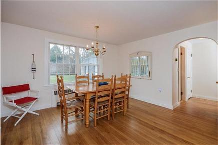 Falmouth Cape Cod vacation rental - Dining Room