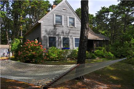 Wellfleet Cape Cod vacation rental - Large Private Lot set in the woods