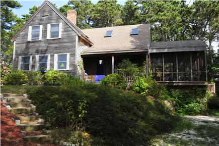 Wellfleet Cape Cod vacation rental - Privacy and Nature