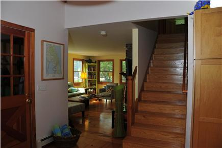 Wellfleet Cape Cod vacation rental - Open Flow First floor