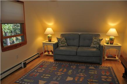 Wellfleet Cape Cod vacation rental - Den for quiet indoor study