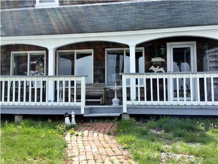 Wareham, Buttermilk Bay / Cohasset Narr MA vacation rental - Back of house