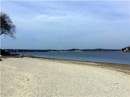 Wareham, Buttermilk Bay / Cohasset Narr MA vacation rental - Semi private beach