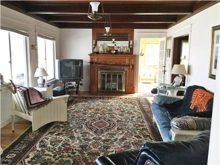 Wareham, Buttermilk Bay / Cohasset Narr MA vacation rental - Large living room