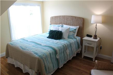 west yarmouth Cape Cod vacation rental - Bedroom with queen