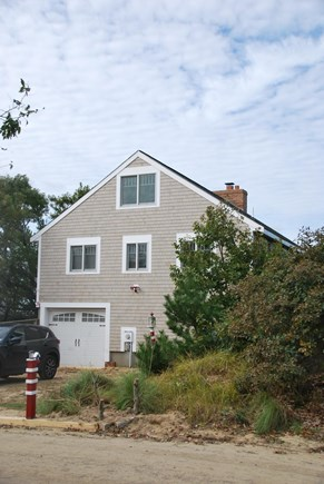 North Eastham Cape Cod vacation rental - Street view of our Dunelighthouse