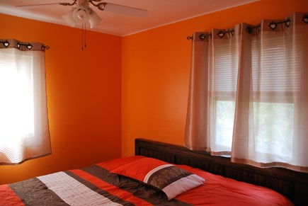 North Eastham Cape Cod vacation rental - 1st Master Bedroom (king-size bed)