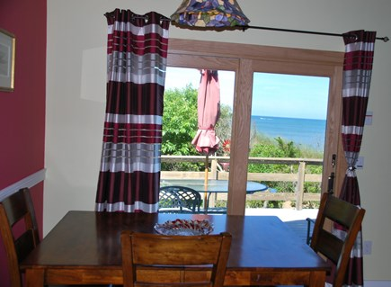 North Eastham Cape Cod vacation rental - Dining view