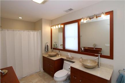 Chatham Cape Cod vacation rental - Master Bath (Second Floor)
