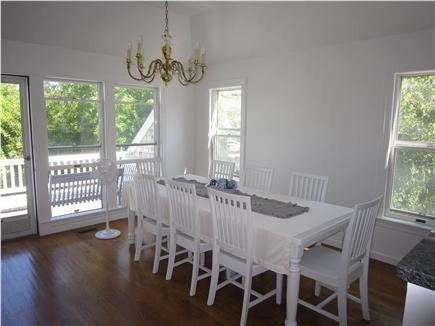 Brewster Cape Cod vacation rental - Dining Area to seat up to 8 guests