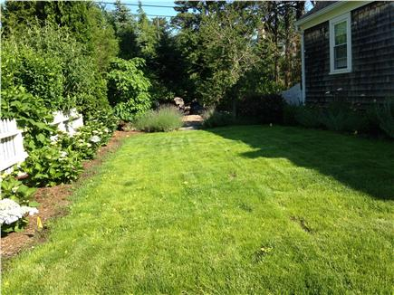 South Chatham Cape Cod vacation rental - Front Yard
