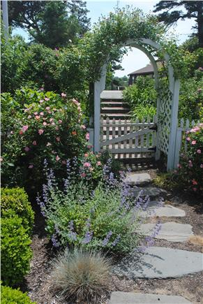 South Chatham Cape Cod vacation rental - Front Walkway