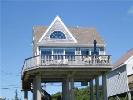 Mattapoisett MA vacation rental - Great views of Falmouth, Woods Hole, Buzzards Bay.