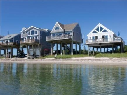 Mattapoisett MA vacation rental - Right on the water, warm & clean Buzzards Bay Spectacular Views