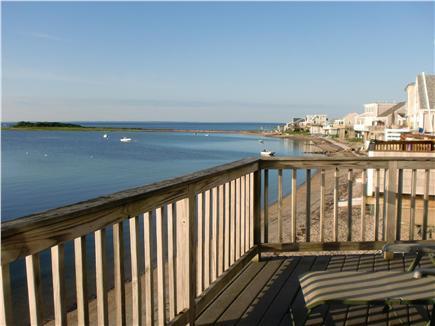 Mattapoisett, Mass. MA vacation rental - View from deck. Watch sailboat races on Wednesdays.