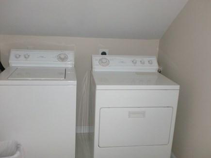 Mattapoisett, Mass. MA vacation rental - Washer & dryer in loft