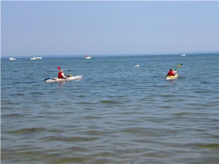 Mattapoisett MA vacation rental - Enjoy boating or swimming in clear warm water. Right at your door