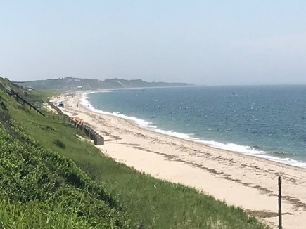 North Truro Cape Cod vacation rental - Beautiful Great Hollow Beach 1/2 mi. from the front door!