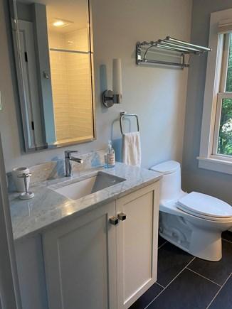 North Truro Cape Cod vacation rental - First floor bathroom