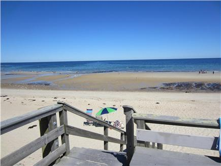 Dennis Cape Cod vacation rental - And oh, that beautiful Dennis north side beach -- no crowds!!!