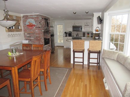 Dennis Cape Cod vacation rental - Plenty of space to relax & enjoy including window seat !