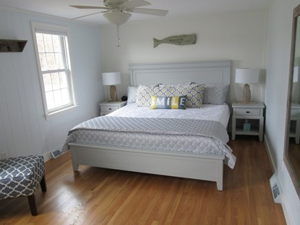 Dennis Cape Cod vacation rental - Spacious guest bedroom with King