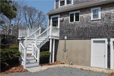 Eastham Cape Cod vacation rental - Open outdoor shower